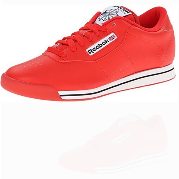 Reebok Shoes | Reebok Princess Red